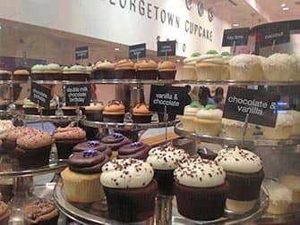 Los mejores cupcakes en Nueva York - Georgetown Cupakes interior
