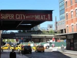 Meatpacking District en Nueva York