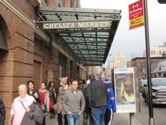Meatpacking District en Nueva York - Chelsea Market
