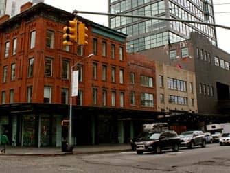 Meatpacking District en Nueva York- Edificios