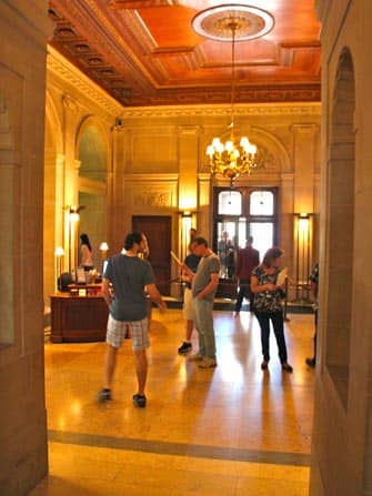 The Frick Collection en NYC - interior