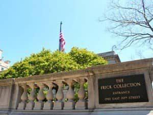 The Frick Collection en Nueva York