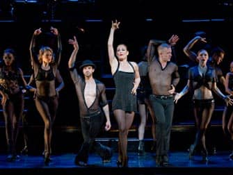 Tickets para Chicago en Broadway - actores