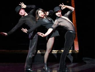 Tickets para Chicago en Broadway - baile