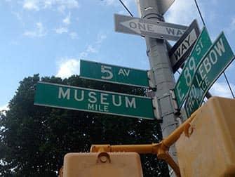 Comprar en Upper East Side - Museum Mile