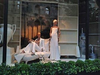 Comprar en Upper East Side en NYC - escaparate
