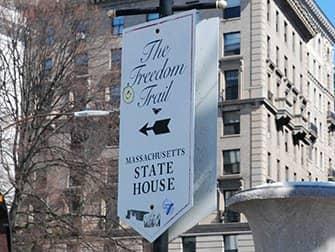 Excursión desde Nueva York a Boston en bus - Freedom Trail