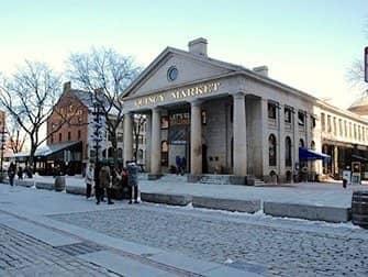 Excursión desde Nueva York a Boston en bus - Quincy Market