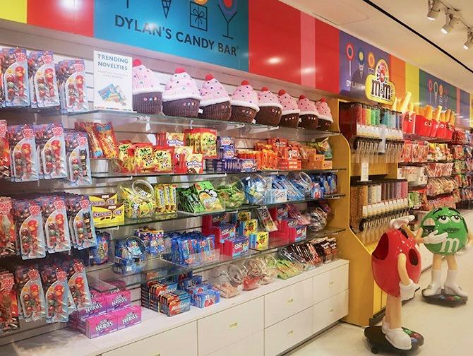 Tour Gossip Girl - Dylan's Candy Bar
