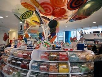 Tour Gossip Girl - Dylans Candy Bar