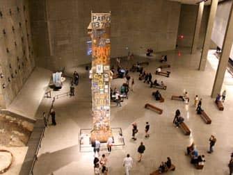 Museo del 11-S - interior