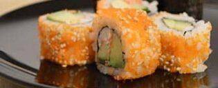 Sushi en Nueva York
