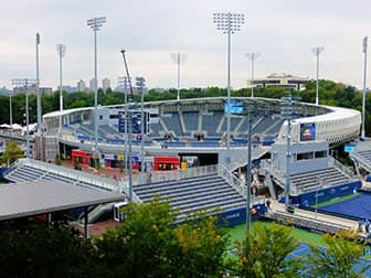 Tickets para el US Open Tennis - Grandstand Stadium