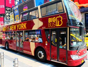 Big Bus en Nueva York
