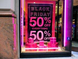 Black Friday en Nueva York