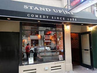 Clubs de comedia en Nueva York - Stand Up
