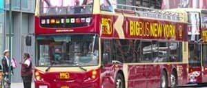 El Big Bus en Nueva York