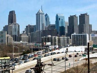 Excursion a Philadelphia y Amish Country - Philadelphia Skyline