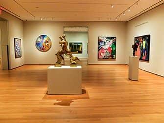 MoMA Museum of Modern Art en Nueva York - Tour VIP Escultura