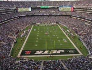 Tickets para los New York Jets