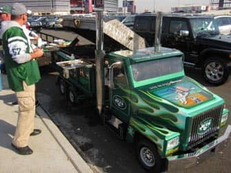 Tickets para los New York Jets - Parking