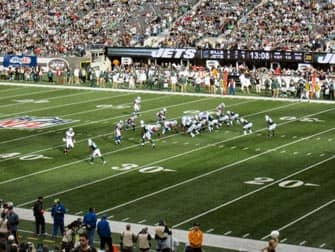 Tickets para los New York Jets - partido