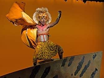 Tickets para The Lion King en Broadway - Simba