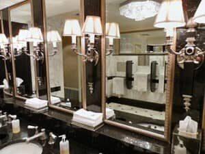 Baños públicos en Nueva York