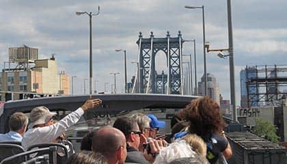 Bus hop on hop off en Nueva York - Recorrido Brooklyn