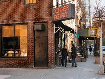 Corner Bistro en Nueva York