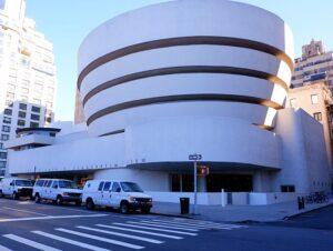 Guggenheim Museum en Nueva York