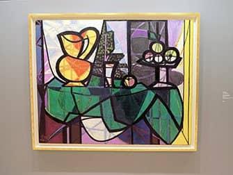 Guggenheim Museum en Nueva York - Picasso