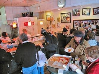 Joes Pizza en Nueva York