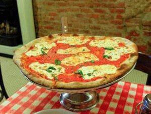 La mejor pizza de Nueva York