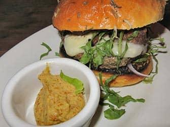 Maialino en Nueva York - hamburguesas