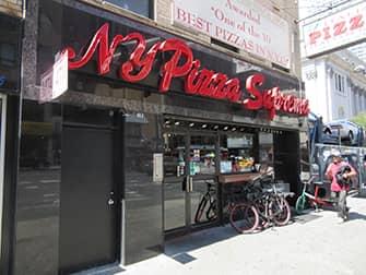 NY Pizza Suprema en Nueva York