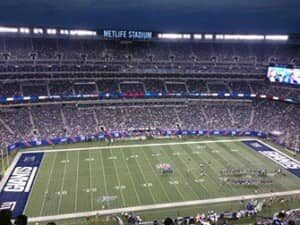 New York Giants Futbol americano