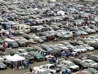 Tickets para los New York Giants - parking