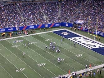 Tickets para los New York Giants - partido