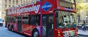 Pack de descuento tour en bus y pase para atracciones en Nueva York