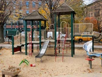 Parques en NYC - Bleeckerstreet Playground