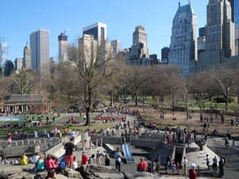 Parques en NYC - Central Park Playground