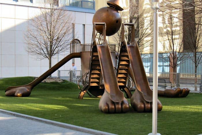 Parques en NYC - Silver Towers Playground
