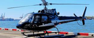 Rutas de vuelos en helicóptero por Nueva York