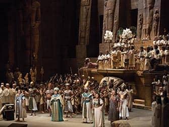 Tickets para la opera en Nueva York- Aida