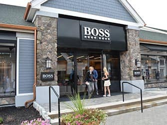 Woodbury Common - Hugo Boss