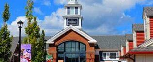 Woodbury Common Premium Outlet Center en Nueva York