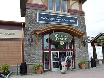 Woodbury Common Premium Outlet Center en Nueva York - Welcome Center