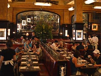 Almuerzo en Nueva York - Balthazar