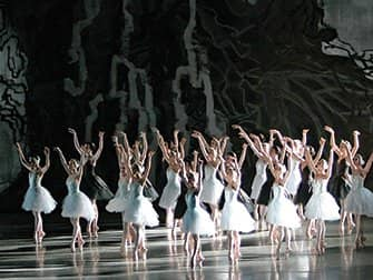 Tickets para el ballet en Nueva York - El lago de los cisnes